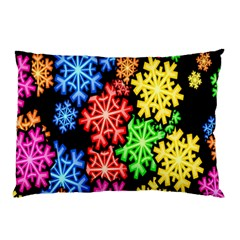 Wallpaper Background Abstract Pillow Case by Onesevenart