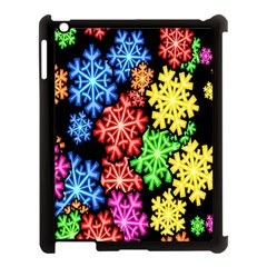 Wallpaper Background Abstract Apple Ipad 3/4 Case (black) by Onesevenart