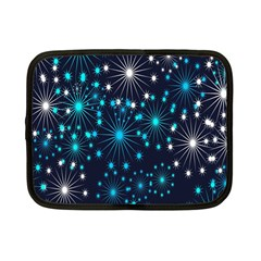 Wallpaper Background Abstract Netbook Case (small)  by Onesevenart