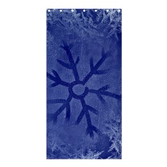 Winter Hardest Frost Cold Shower Curtain 36  X 72  (stall)  by Onesevenart