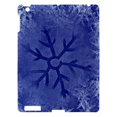 Winter Hardest Frost Cold Apple Ipad 3/4 Hardshell Case by Onesevenart