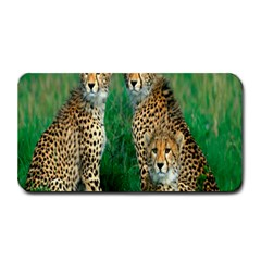 Animals Cheetah Medium Bar Mats by Jojostore