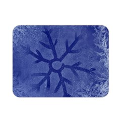 Winter Hardest Frost Cold Double Sided Flano Blanket (mini)  by Onesevenart