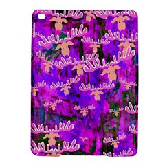 Watercolour Paint Dripping Ink Ipad Air 2 Hardshell Cases by Onesevenart