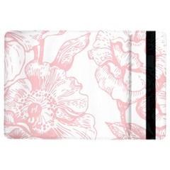 Vintage Pink Floral Ipad Air 2 Flip by 8fugoso