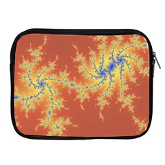 Fractals Apple Ipad 2/3/4 Zipper Cases by 8fugoso