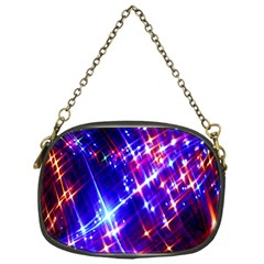 Star Light Space Planet Rainbow Sky Blue Red Purple Chain Purses (one Side)  by Jojostore