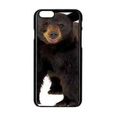 Brown Bears Animals Apple Iphone 6/6s Black Enamel Case by Jojostore