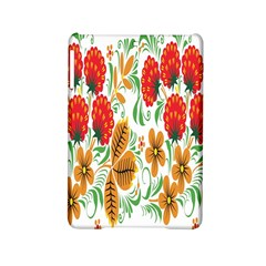 Flower Floral Red Yellow Leaf Green Sexy Summer Ipad Mini 2 Hardshell Cases by Mariart