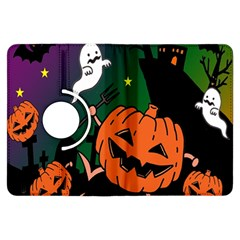 Happy Halloween Kindle Fire Hdx Flip 360 Case by Mariart