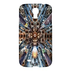 Iron Glass Space Light Samsung Galaxy S4 I9500/i9505 Hardshell Case by Mariart