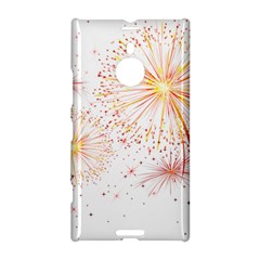 Fireworks Triangle Star Space Line Nokia Lumia 1520 by Mariart