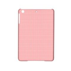 Red Polka Dots Line Spot Ipad Mini 2 Hardshell Cases by Mariart