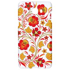 Wreaths Flower Floral Sexy Red Sunflower Star Rose Samsung C9 Pro Hardshell Case  by Mariart