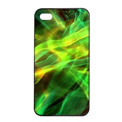 Abstract Shiny Night Lights 1 Apple Iphone 4/4s Seamless Case (black) by tarastyle