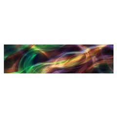 Abstract Shiny Night Lights 3 Satin Scarf (oblong) by tarastyle