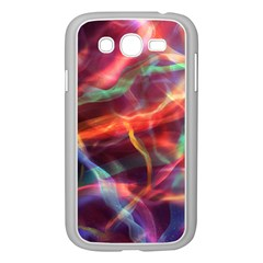 Abstract Shiny Night Lights 4 Samsung Galaxy Grand Duos I9082 Case (white) by tarastyle