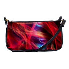 Abstract Shiny Night Lights 9 Shoulder Clutch Bags by tarastyle