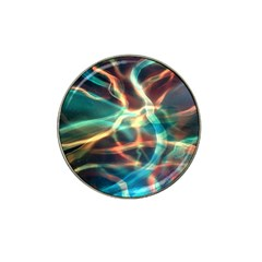 Abstract Shiny Night Lights 11 Hat Clip Ball Marker (4 Pack) by tarastyle