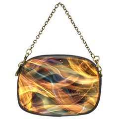 Abstract Shiny Night Lights 15 Chain Purses (one Side)  by tarastyle