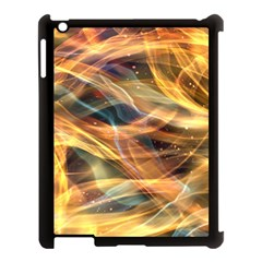 Abstract Shiny Night Lights 15 Apple Ipad 3/4 Case (black) by tarastyle