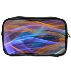 Abstract Shiny Night Lights 16 Toiletries Bags 2 Side by tarastyle