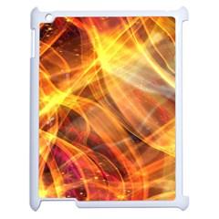 Abstract Shiny Night Lights 17 Apple Ipad 2 Case (white) by tarastyle