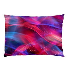 Abstract Shiny Night Lights 18 Pillow Case (two Sides) by tarastyle