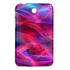 Abstract Shiny Night Lights 18 Samsung Galaxy Tab 3 (7 ) P3200 Hardshell Case  by tarastyle