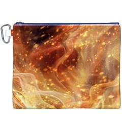 Abstract Shiny Night Lights 22 Canvas Cosmetic Bag (xxxl) by tarastyle