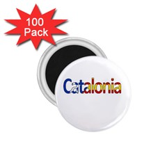 Catalonia 1 75  Magnets (100 Pack)  by Valentinaart