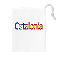 Catalonia Drawstring Pouches (extra Large) by Valentinaart