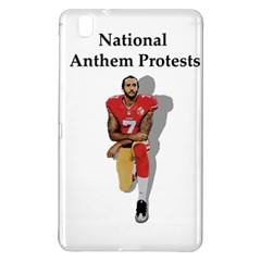 National Anthem Protest Samsung Galaxy Tab Pro 8 4 Hardshell Case by Valentinaart