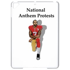 National Anthem Protest Apple Ipad Pro 9 7   Hardshell Case by Valentinaart