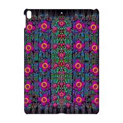 Flowers From Paradise Colors And Star Rain Apple Ipad Pro 10 5   Hardshell Case