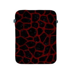 Skin1 Black Marble & Reddish Brown Wood Apple Ipad 2/3/4 Protective Soft Cases by trendistuff