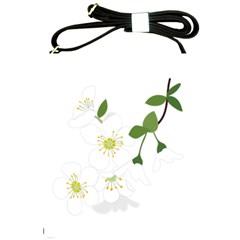 Flower Floral Sakura Shoulder Sling Bags by AnjaniArt