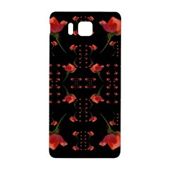 Roses From The Fantasy Garden Samsung Galaxy Alpha Hardshell Back Case by pepitasart