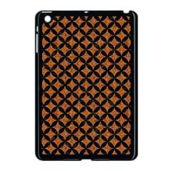 Circles3 Black Marble & Rusted Metal Apple Ipad Mini Case (black) by trendistuff