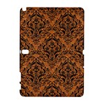 DAMASK1 BLACK MARBLE & RUSTED METAL Galaxy Note 1