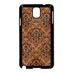 DAMASK1 BLACK MARBLE & RUSTED METAL Samsung Galaxy Note 3 Neo Hardshell Case (Black)