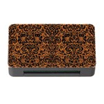DAMASK2 BLACK MARBLE & RUSTED METAL Memory Card Reader with CF