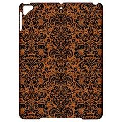 Damask2 Black Marble & Rusted Metal Apple Ipad Pro 9 7   Hardshell Case by trendistuff