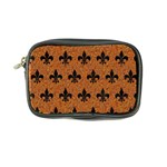 ROYAL1 BLACK MARBLE & RUSTED METAL (R) Coin Purse