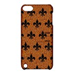 ROYAL1 BLACK MARBLE & RUSTED METAL (R) Apple iPod Touch 5 Hardshell Case with Stand