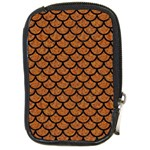 SCALES1 BLACK MARBLE & RUSTED METAL Compact Camera Cases