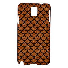 Scales1 Black Marble & Rusted Metal Samsung Galaxy Note 3 N9005 Hardshell Case by trendistuff