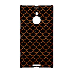 Scales1 Black Marble & Rusted Metal (r) Nokia Lumia 1520 by trendistuff