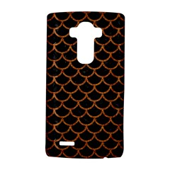 Scales1 Black Marble & Rusted Metal (r) Lg G4 Hardshell Case by trendistuff