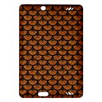 SCALES3 BLACK MARBLE & RUSTED METAL Amazon Kindle Fire HD (2013) Hardshell Case